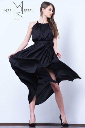 MIXTRAL ruha fekete