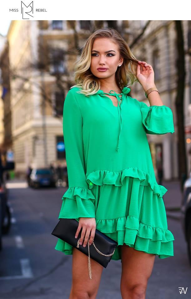 Anna ruha zöld1